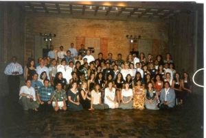 H.M. King Senior Class 1986 - at our 10th Reunion - 1996